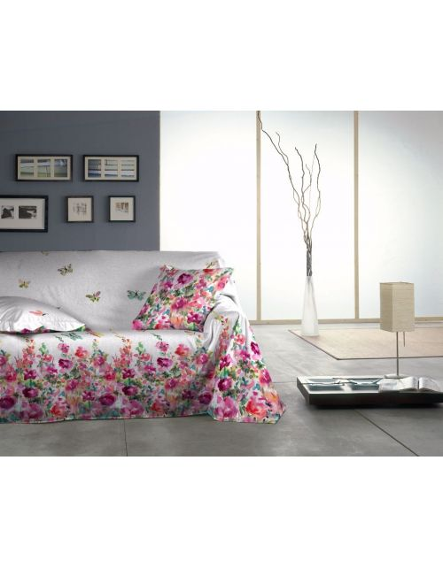 Foulard sofa Farfalla