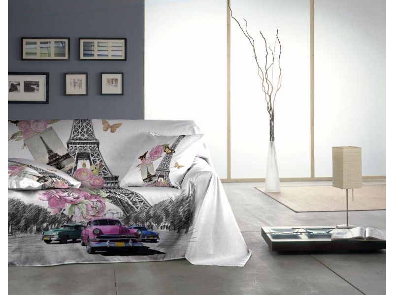 Foulard sofa Glamour