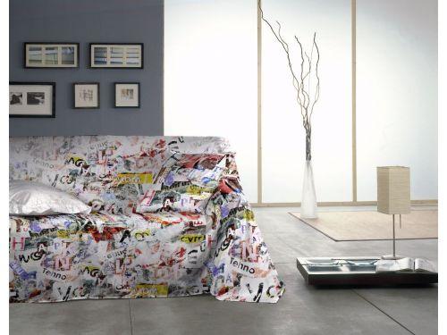 Foulard sofa Tehno