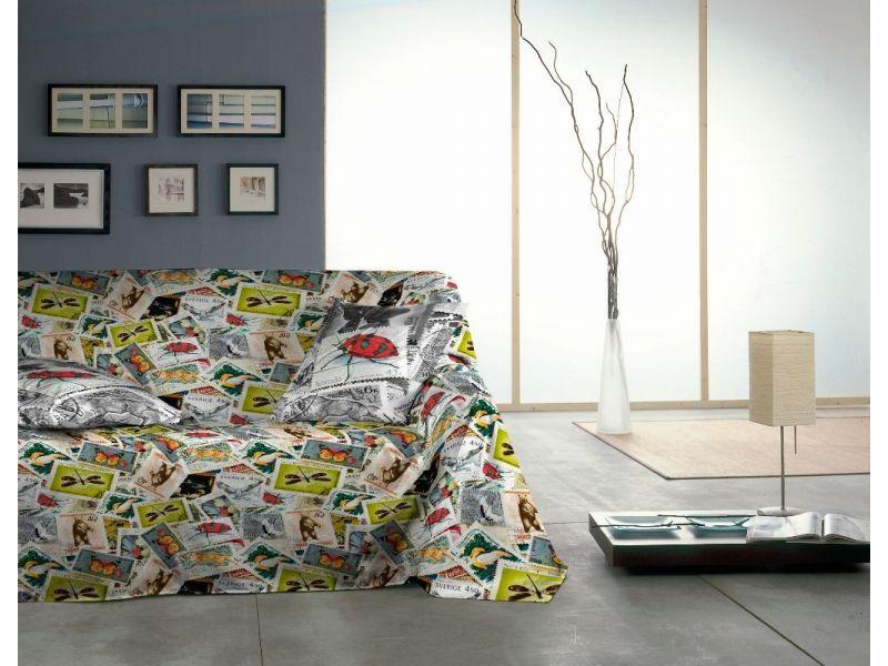 Foulard sofa Sellos