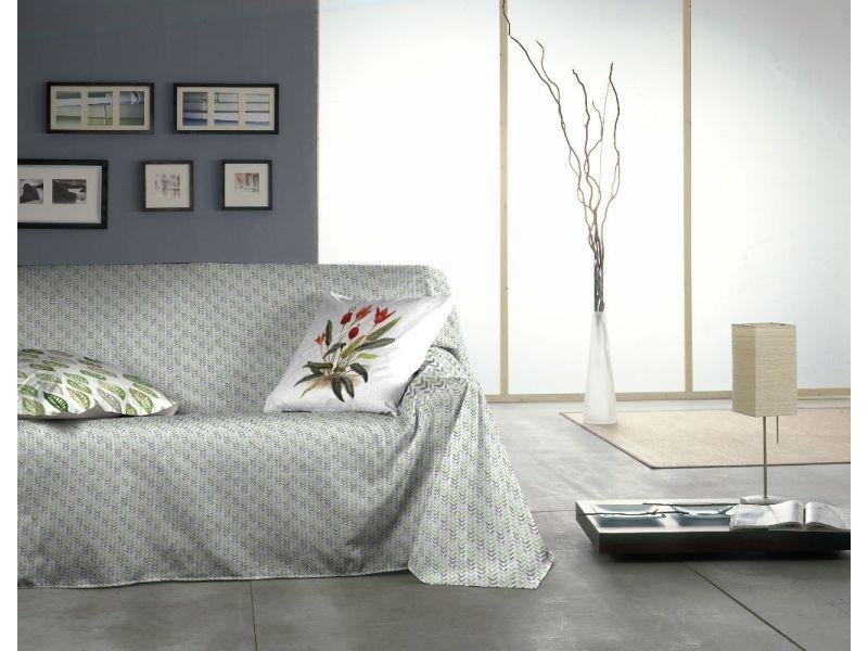 Foulard sofa Botanic