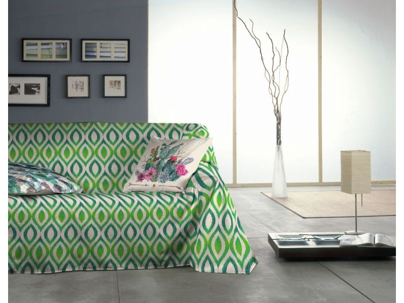 Foulard sofa Cactus