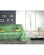 Foulard sofa Tropical