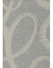 Colcha Foulard Multiusos Jacquard Abstract Gris B