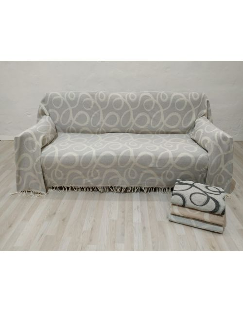 Jarapa Multiusos Jacquard Abstract