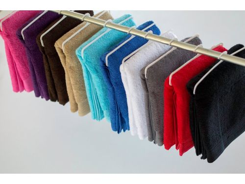 Toallas lisas algodón 500 grm