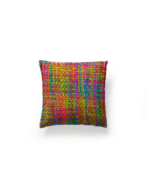 Funda Cojín Crochet