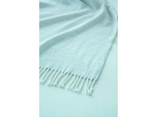 Manta para sofá plaid NATURALS gris perla