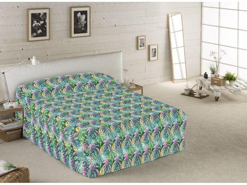Edredón Conforter Bambú Verde