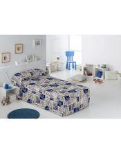 Edredón Conforter Marine Azul