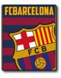 Plaid ESCUDO FC BARCELONA