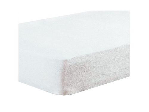 Funda colchón algodón blanca París 2
