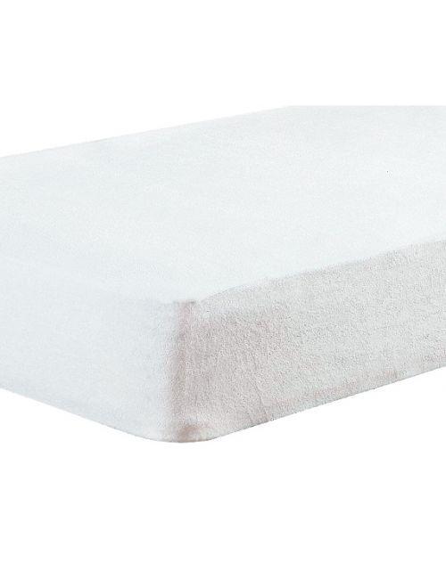 Funda colchón rizo algodón