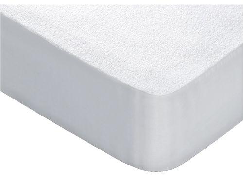 Protector colchón rizo impermeable