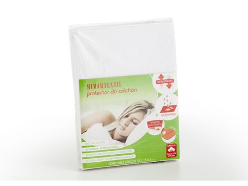 Protector colchón rizo impermeable 2