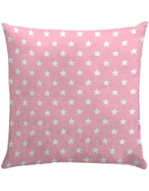 Funda cojín Candy Star Rosa
