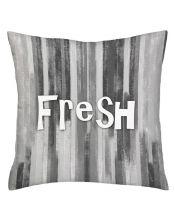 Funda Cojín Fresh Pincelines 2