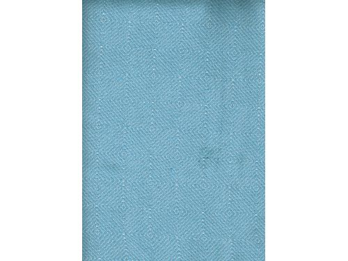 Colcha Foulard Multiusos INDO Azul Celeste