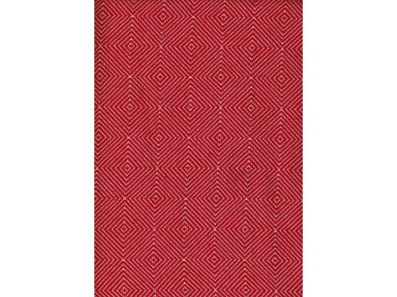 Colcha Foulard Multiusos INDO Rojo