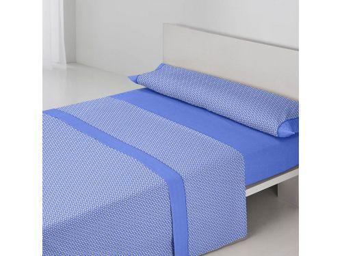 Juego sábanas Neo Azul