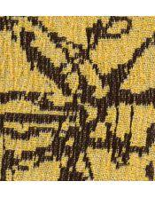 fundas para silla con respaldo nica amarillo detalle