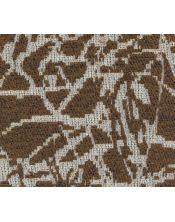 fundas para silla con respaldo nica marrón detalle