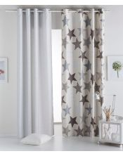Cortina Estrellas Sansa