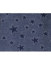 Colcha multiusos estrella detalle lila