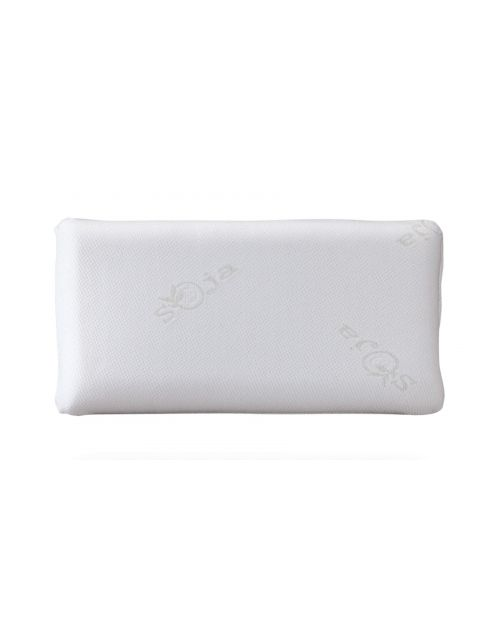 Almohada cuna viscoelástica lavable transpirable antiahogo