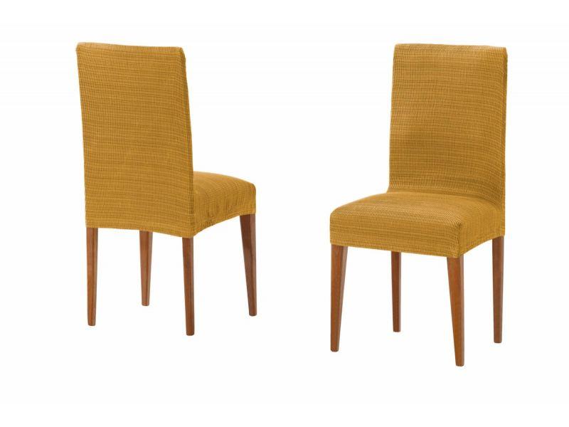 Funda silla con respaldo Rústica