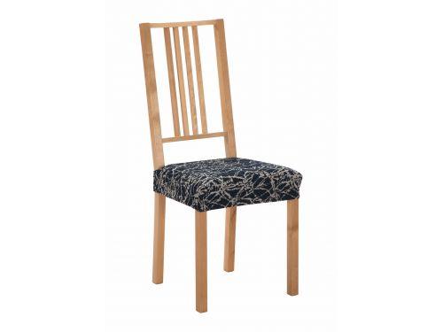 fundas de silla Nica azul