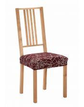 fundas de silla Nica burdeos