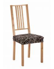 fundas de silla Nica marrón