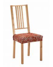 fundas de silla Nica naranja