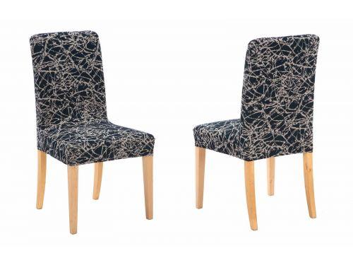 fundas para silla con respaldo nica azul