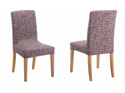 Funda para silla con respaldo malta