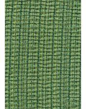 Funda de sofá Rústica Verde detalle