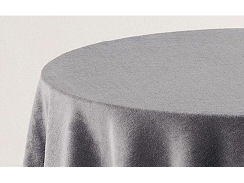 Falda mesa camilla cuadrada lisa