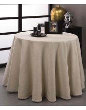 Falda mesa camilla redonda Altea