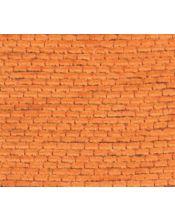 Falda mesa camilla redonda Altea naranja