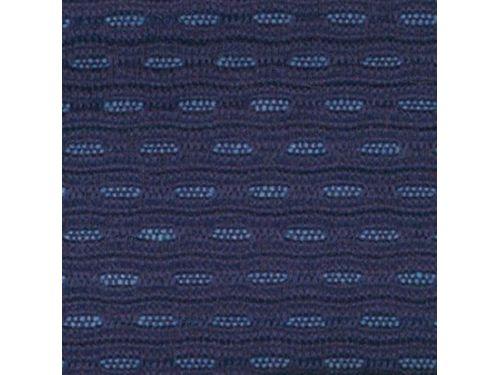 Falda mesa camilla redonda Betta azul