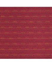 Falda mesa camilla redonda Betta rojo