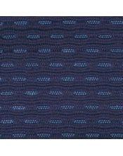 Falda mesa camilla cuadrada-tectangular Betta azul
