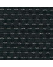 Falda mesa camilla cuadrada-tectangular Betta negro