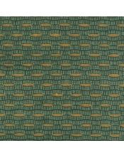 Falda mesa camilla cuadrada-tectangular Betta verde