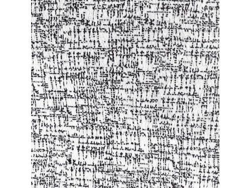 Falda mesa camilla cuadrada-rectangular Malta blanco-negro