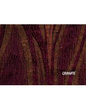 Funda de sofá Isabela Granate