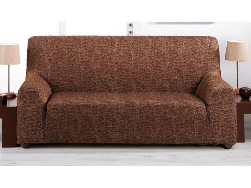 Funda de sofá Malta Beige-Marrón detalle