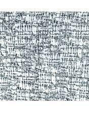 Funda de sofá Malta Blanco-Negro detalle