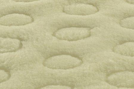 detalle cara invierno colchón ortopédico lana